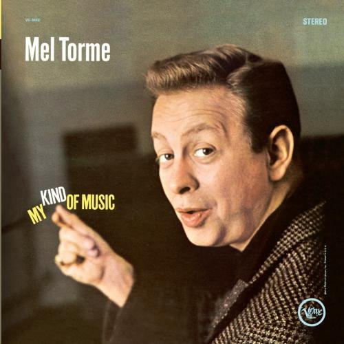 Mel Torme Born To Be Blue cover art