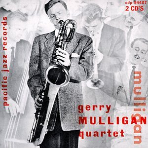 Gerry Mulligan Five Brothers cover art
