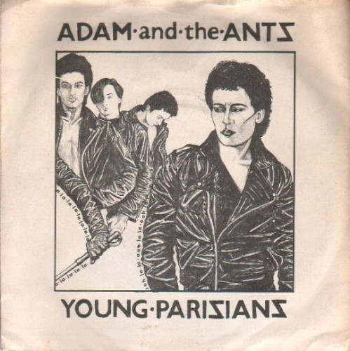 Adam and the Ants:Young Parisians
