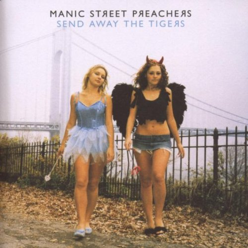 Manic Street Preachers Your Love Alone Is Not Enough cover art