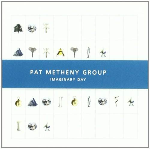 Pat Metheny Into The Dream cover art