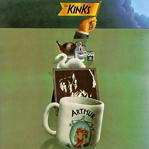 The Kinks Victoria cover art