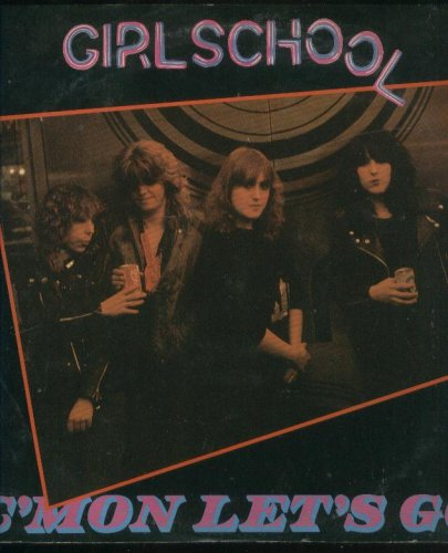 Race With The Devil Sheet Music By Girlschool (Lyrics