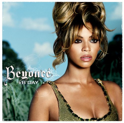 Beyoncé Listen (from Dreamgirls) cover art