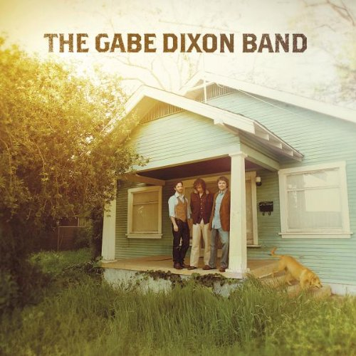 The Gabe Dixon Band Find My Way cover art