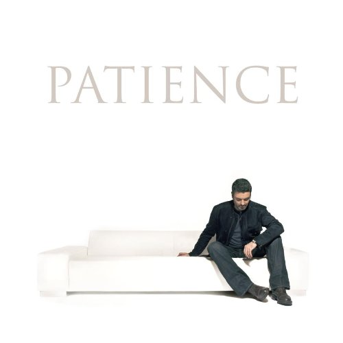 George Michael Patience cover art