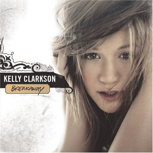 Kelly Clarkson Because Of You cover art