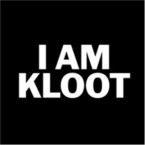 I Am Kloot Proof cover art