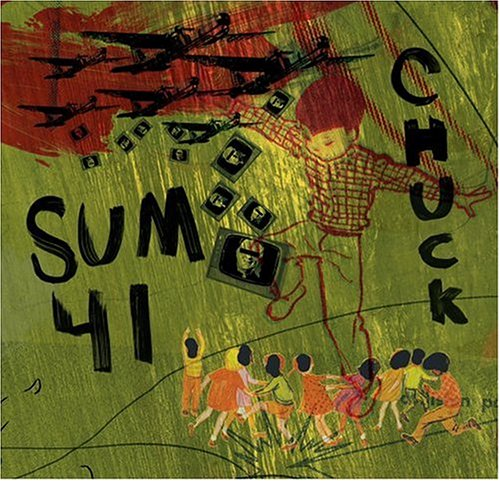 Sum 41 There's No Solution cover art