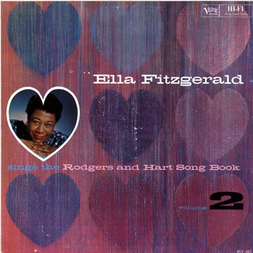 Ella Fitzgerald Here In My Arms cover art