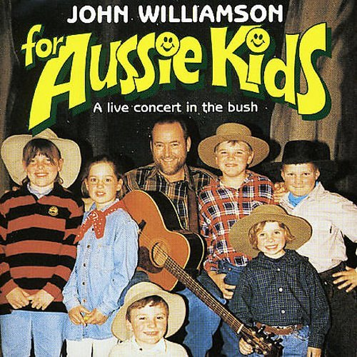 John Williamson Home Among The Gumtrees cover art