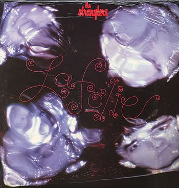 The Stranglers Strange Little Girl cover art