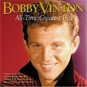 Bobby Vinton Ev'ry Day Of My Life cover art