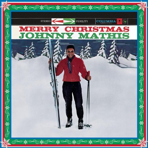 Johnny Mathis Winter Wonderland cover art