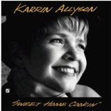 Sweet Home Cookin' Man sheet music by Karrin Allyson