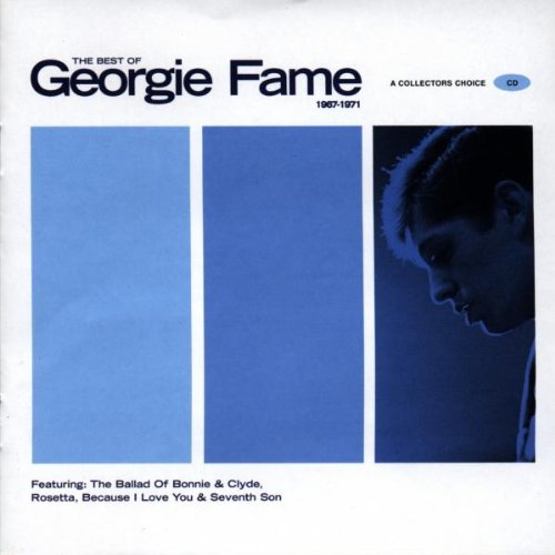Georgie Fame The Ballad Of Bonnie And Clyde cover art