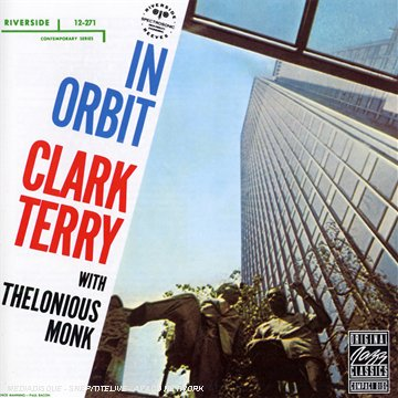 Clark Terry One Foot In The Gutter cover art