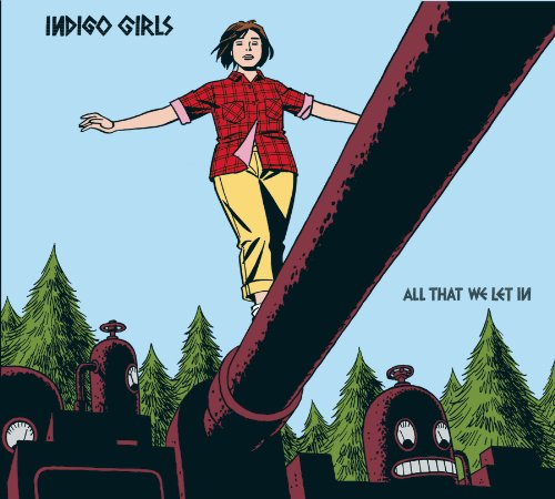 Indigo Girls Tether cover art