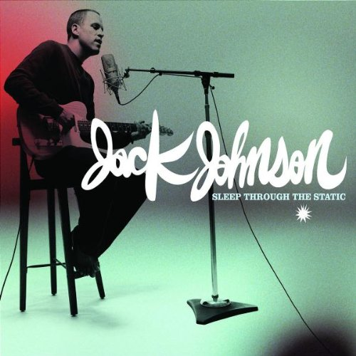 Jack Johnson All At Once cover art