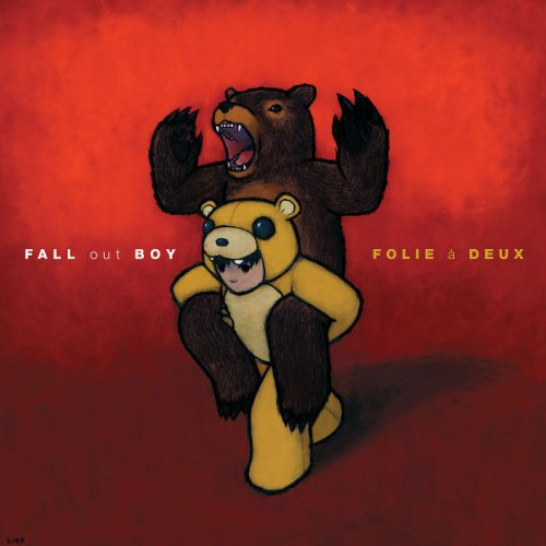 Fall Out Boy America's Suitehearts cover art