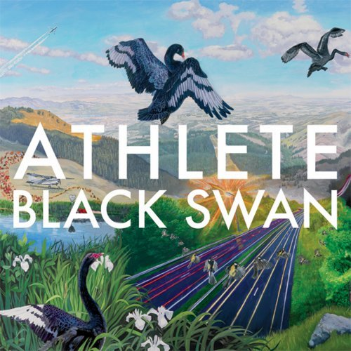 Athlete Black Swan Song cover art