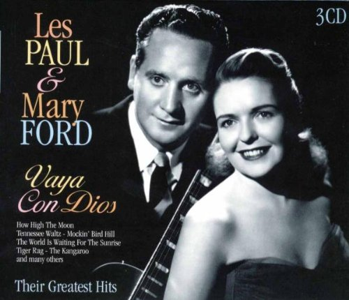 Les Paul & Mary Ford How High The Moon cover art