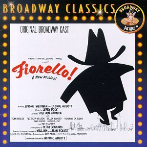 Jerry Bock 'Til Tomorrow (from Fiorello!) cover art