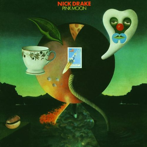 Nick Drake Things Behind The Sun cover art
