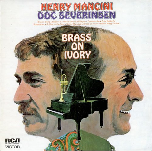 Henry Mancini Sometimes cover art