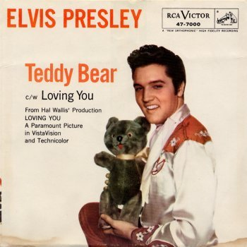 Elvis Presley (Let Me Be Your) Teddy Bear cover art