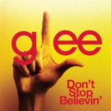 Don't Stop sheet music by Glee Cast