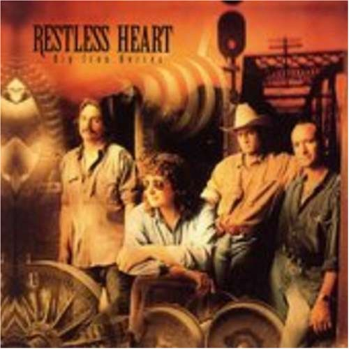 Restless Heart When She Cries cover art