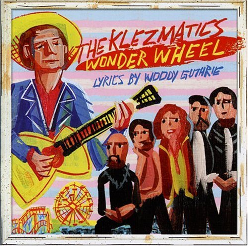 The Klezmatics Gonna Get Through This World (arr. Nick Page) cover art