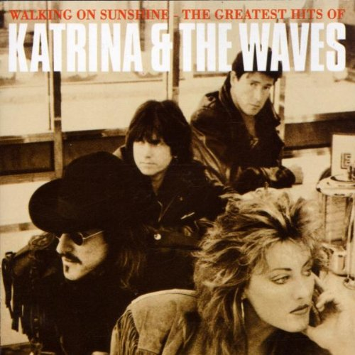 Katrina And the Waves Walking On Sunshine cover art
