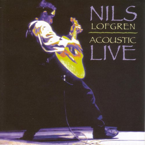 Nils Lofgren Shine Silently cover art
