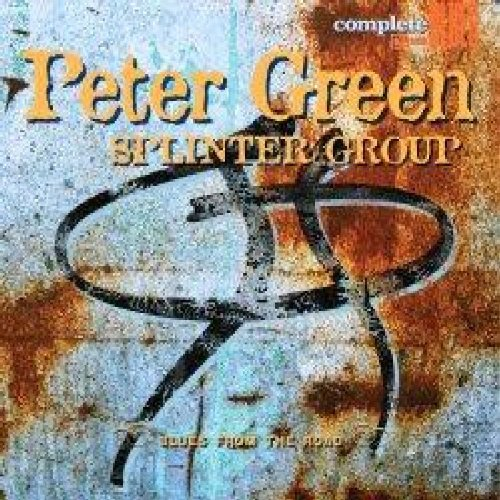 Peter Green The Stumble cover art