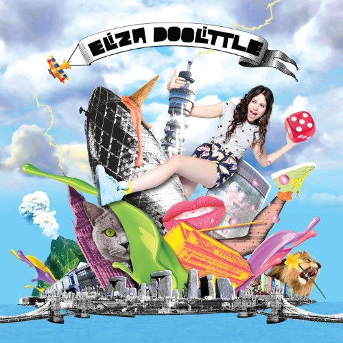 Eliza Doolittle Pack Up cover art
