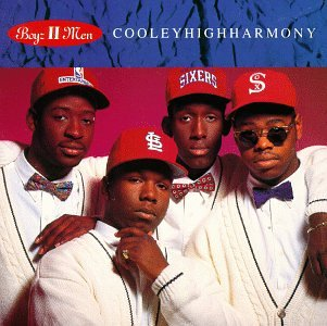 Boyz II Men It's So Hard To Say Goodbye To Yesterday cover art