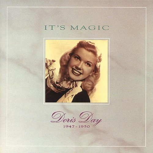 Doris Day The Party's Over cover art