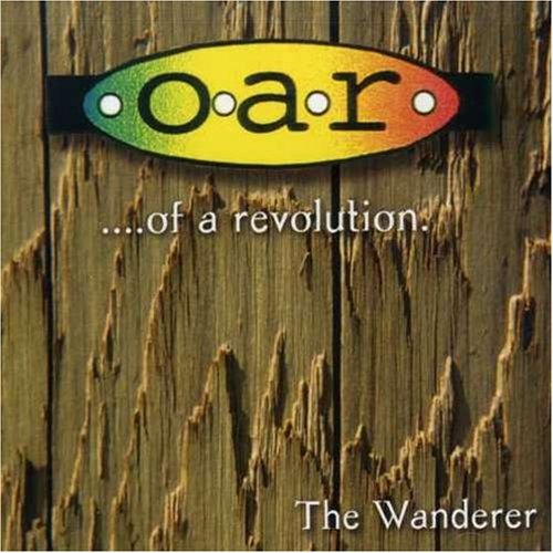 O.A.R. Black Rock cover art