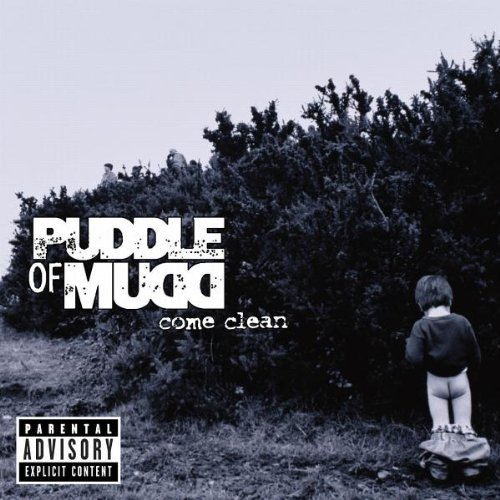 Puddle Of Mudd Blurry cover art
