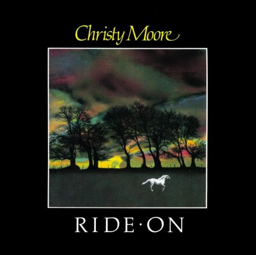 Christy Moore Ride On cover art