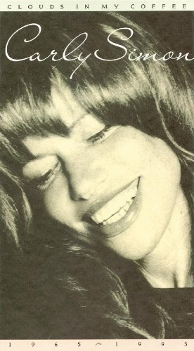 Carly Simon Back The Way cover art