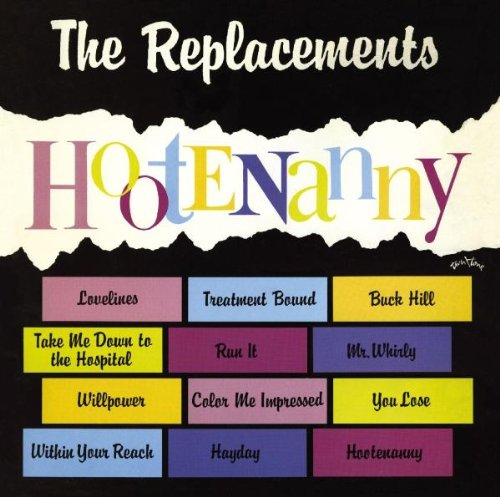 The Replacements Color Me Impressed cover art