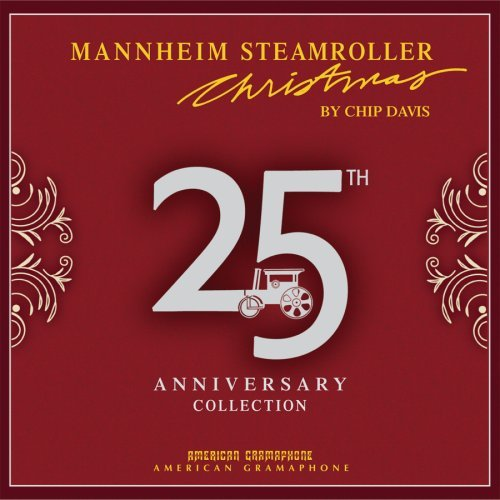 Mannheim Steamroller It Came Upon The Midnight Clear cover art