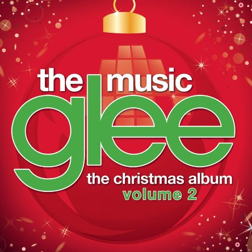 Glee Cast Santa Baby cover art