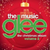 Blue Christmas sheet music by Glee Cast
