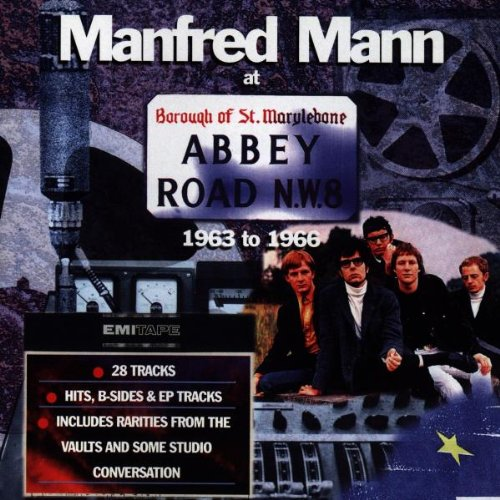 Manfred Mann Do Wah Diddy Diddy cover art