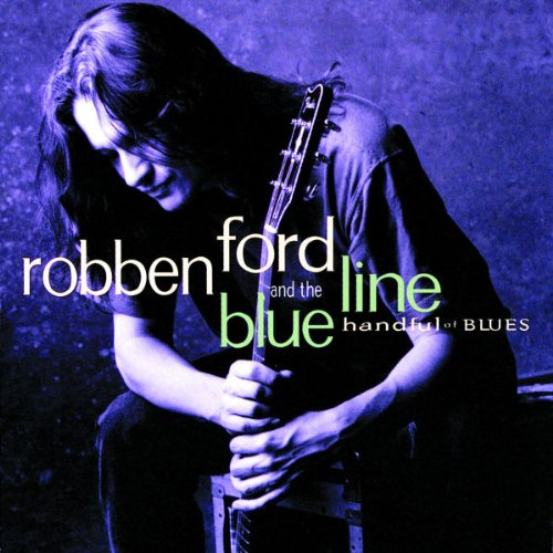 Robben Ford Think Twice cover art