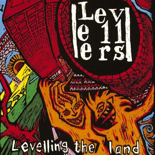 The Levellers Liberty Song cover art